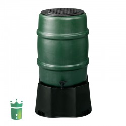 Synthetic rain barrel 25 gallons