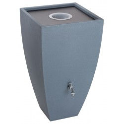 Exclusive Rain Barrel Rainbowl 46 gallons