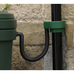 Rain barrel filler