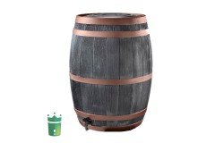 Rain barrel of the month